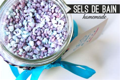 diy sels de bain sweet sour healthy happy living