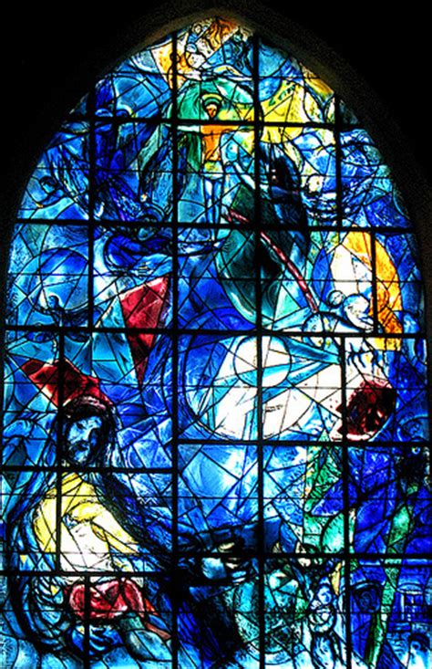 what is lwork glass the samaritan marc chagall flickr photo