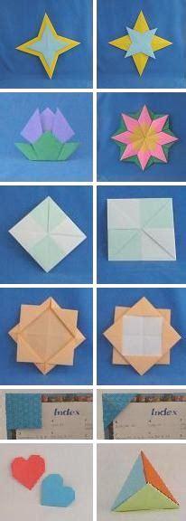basic origami shapes simple origami shapes