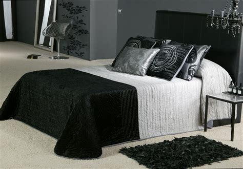 black and grey bedroom designs bedroom decorating ideas with black grey and silver room