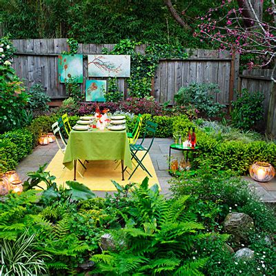 backyard ideas decorating ideas for garden decorations sunset