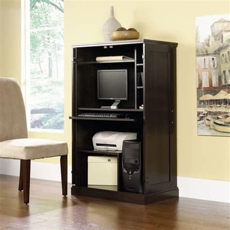 walmart computer armoire sauder computer armoire finishes walmart