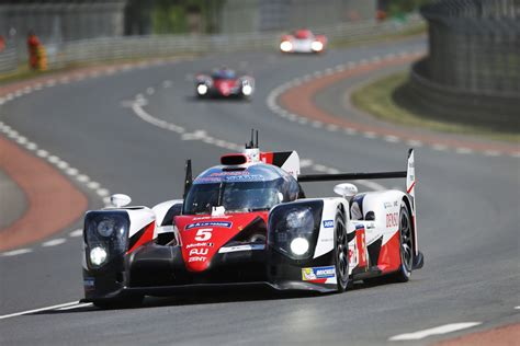 Motor Resing by Toyota Gazoo Racing In The Mix At Le Mans Nz Motor