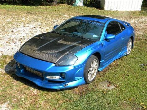 2000 Mitsubishi Eclipse Gt by Purchase Used 2000 Mitsubishi Eclipse Gt Coupe 2 Door 3 0l