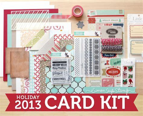 Card Kit Galleries Simon Says St
