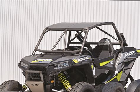 Roll Cage by Dirt Wheels Magazine Product Test Cagewrx Rzr Xp 1000