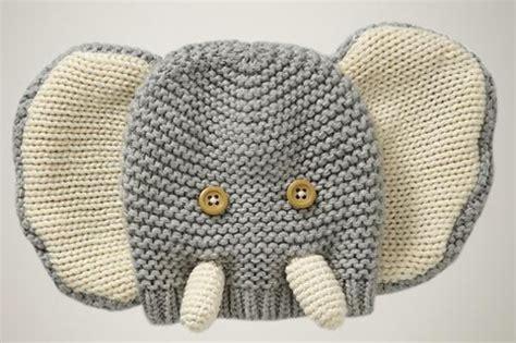 elephant hat knitting pattern babygap knit elephant hat 20 baby