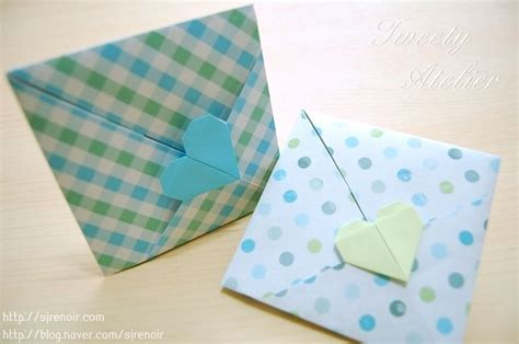origami stationery origami stationery neatly folds a simple letter in