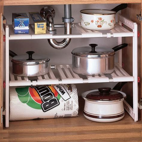 the kitchen sink organizer sink expandable shelf the sink storage