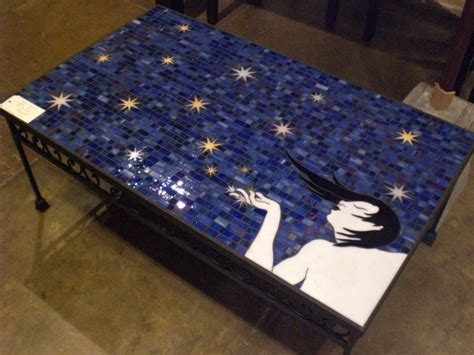 mosaic tile coffee table mosaic coffee table design images photos pictures