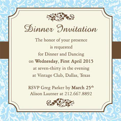 work invitation template 9 work dinner invitations free sle exle format