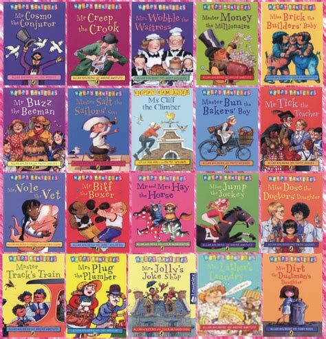 picture books about families happy families pack 20 books set new rrp 163 79 80 ebay