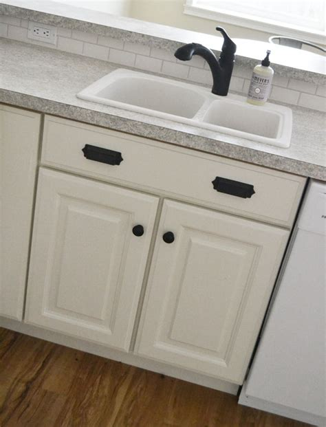 kitchen sink base cabinets white 30 quot sink base momplex vanilla kitchen diy