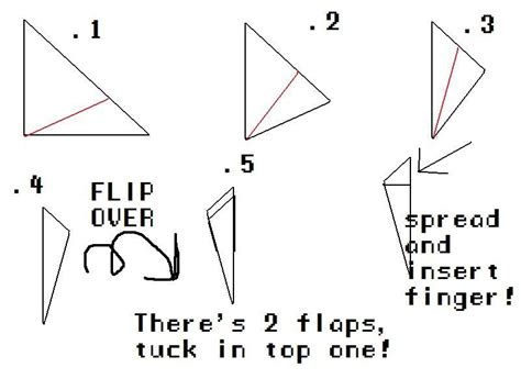 how to make origami finger claws origami claws make diy projects how tos