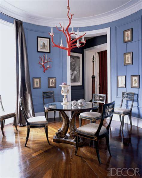 blue dining rooms blue dining rooms bossy color elliott interior design