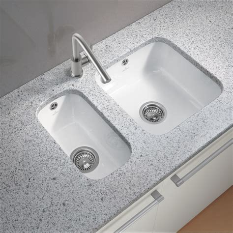 undermount porcelain kitchen sinks white cisterna ceramic butler kitchen sink by villeroy boch