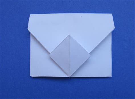 origami envelope a4 how to fold an origami envelope that closes with a