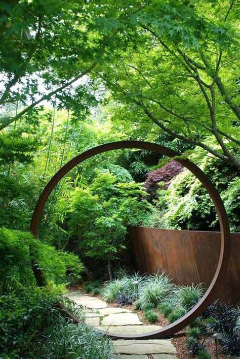 metal decorations outdoor 15 amazing metal projects for outdoor decorations
