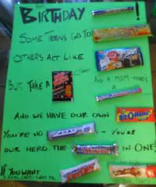 how to make a awesome card birthday card food