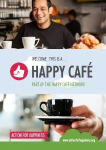 happy cafe for happiness
