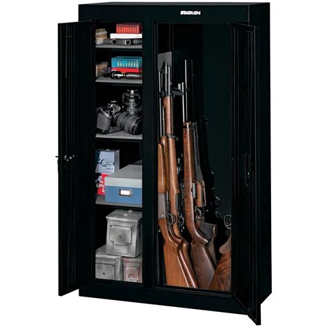 stack on 10 gun door cabinet stack on 174 10 gun door security cabinet 616691