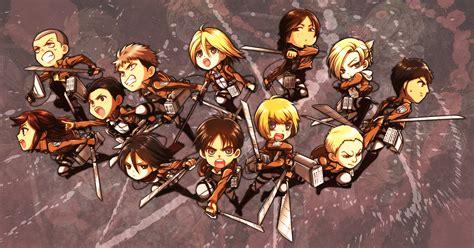attack on attack on titan wallpaper 1546584 zerochan anime image
