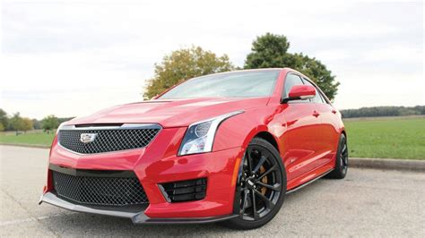Cadillac Sports Sedan by 2017 Cadillac Ats V Sedan A Sports Sedan To Make The