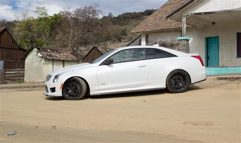 Renick Cadillac by 2016 Renick Performance Cadillac Ats V Coupe Gm Authority