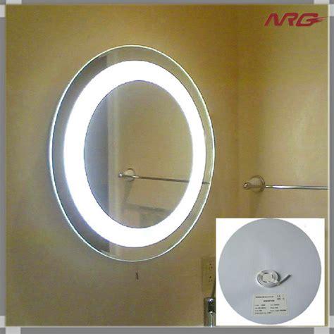 anti fog bathroom mirror antifog led bathroom mirror with sensor buy led bathroom