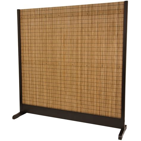 privacy screens room dividers 6 188 ft take room divider walnut roomdividers