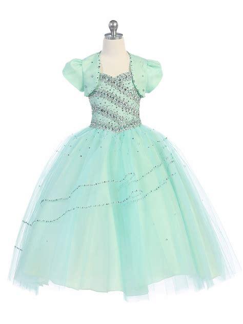 mint beaded dress mint beaded gown w bolero