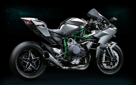 h2r kawasaki h2r officially 300hp of hyperbike