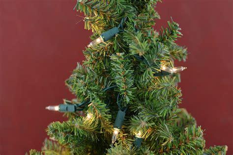 mini pre lit tree pre lit artificial 18 inch pine tree burlap sack base