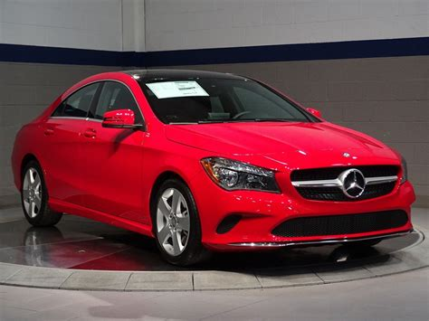 2017 Mercedes Cla250 by New 2017 Mercedes Cla250 Coupe In Rockville
