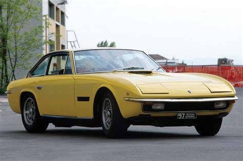 Lamborghini Islero : 1968 1969   Cartype