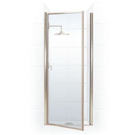 shower doors home depot coastal shower doors legend series 30 in x 64 in framed