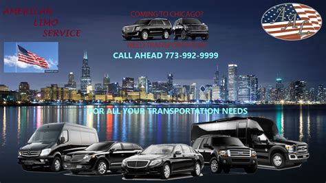 American Limo Chicago by American Limo Service O Hare O Hare Airport Car Service
