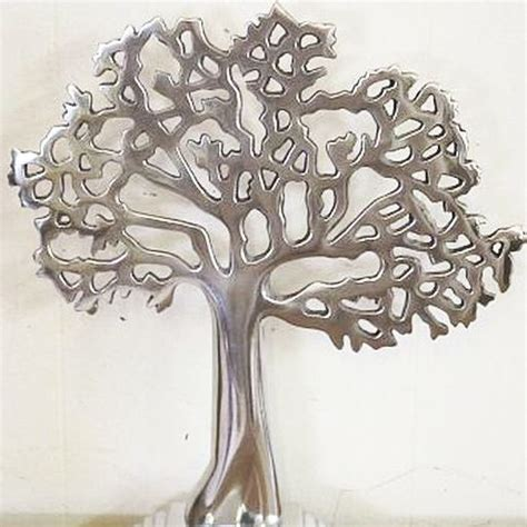 tree ornaments silver tree ornament
