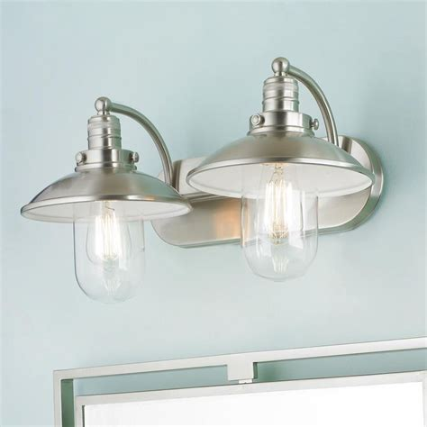 2 light bathroom fixture retro glass globe bath light 2 light bathrooms decor