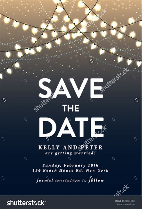 save the date holiday party templates cloudinvitation com