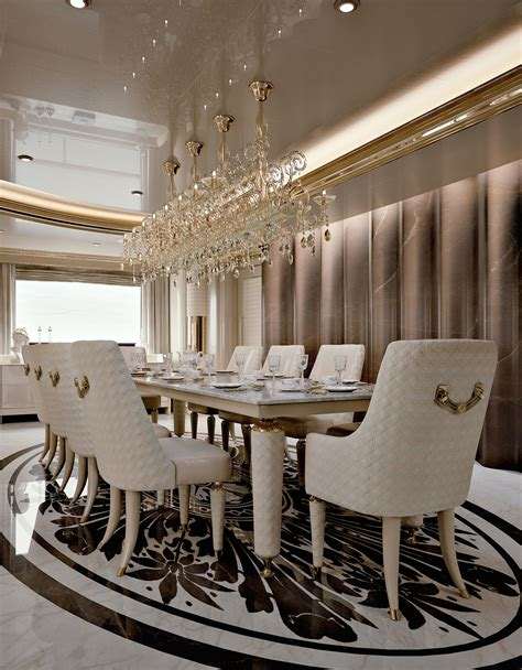 Luxury Dining Room Chairs high end luxury dining room furniture luxury dining room
