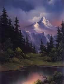 bob ross paintings for sale original pt lobos magic by lordier pastel 36 x 24 painting