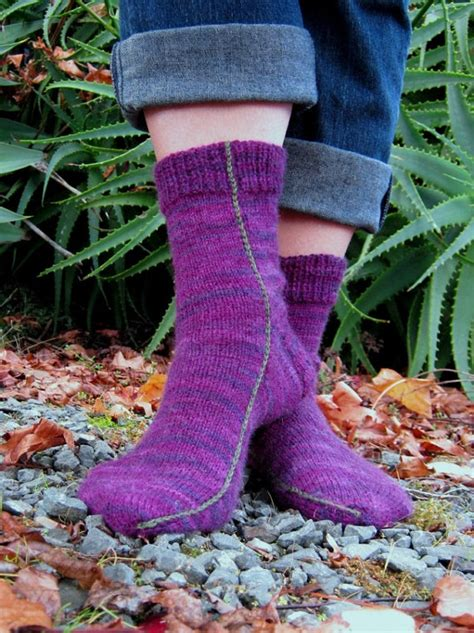 easy knit socks on two needles easy two needles socks pdf pattern only sports weight