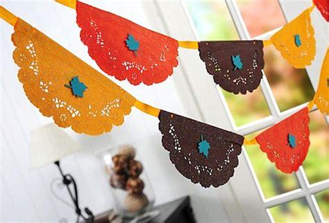diy thanksgiving crafts 20 stylish diy thanksgiving crafts