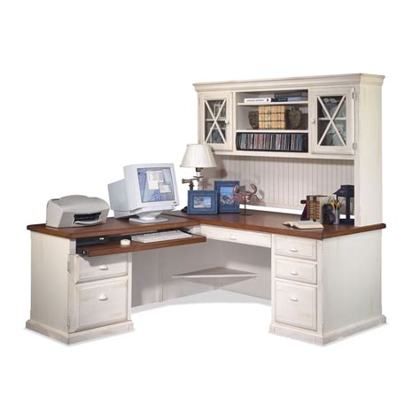 corner desk ideas furniture white corner desk with hutch storage ideas