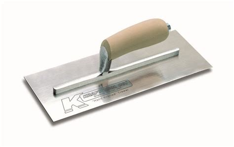 swedish woodworking tools kraft swedish stainless steel plaster trowel 12 x 5 in
