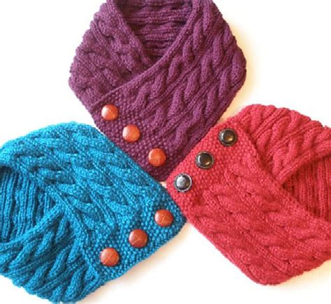 neck warmer knitting pattern for cabled neck warmer knitting pattern pdf permission granted