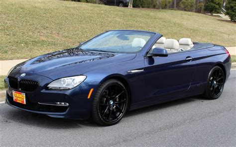 2012 Bmw 650i Convertible For Sale by 2012 Bmw 6 Series 2012 Bmw 650i Convertible V8