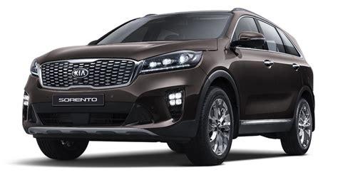 Kia Sorento 2018 Facelift by 2018 Kia Sorento Gets A Facelift In Korea