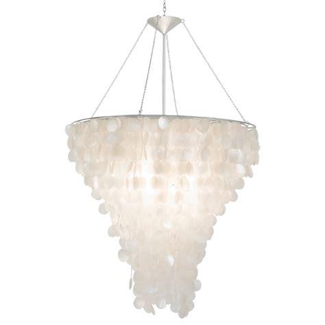 capiz shell chandelier worlds away large capiz shell chandelier